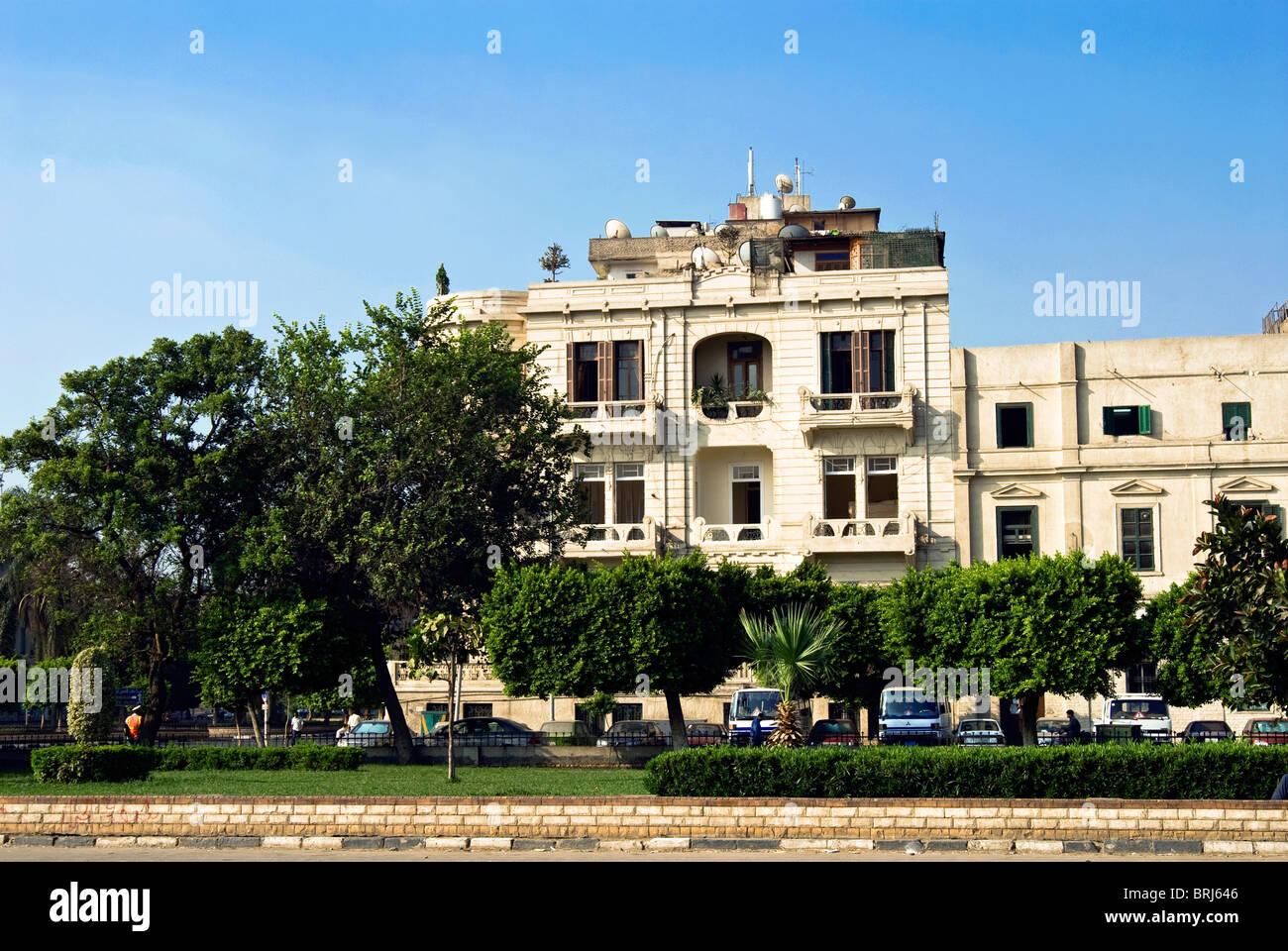 El Gomhuriya Square Abdeen Area Cairo Egypt North Africa