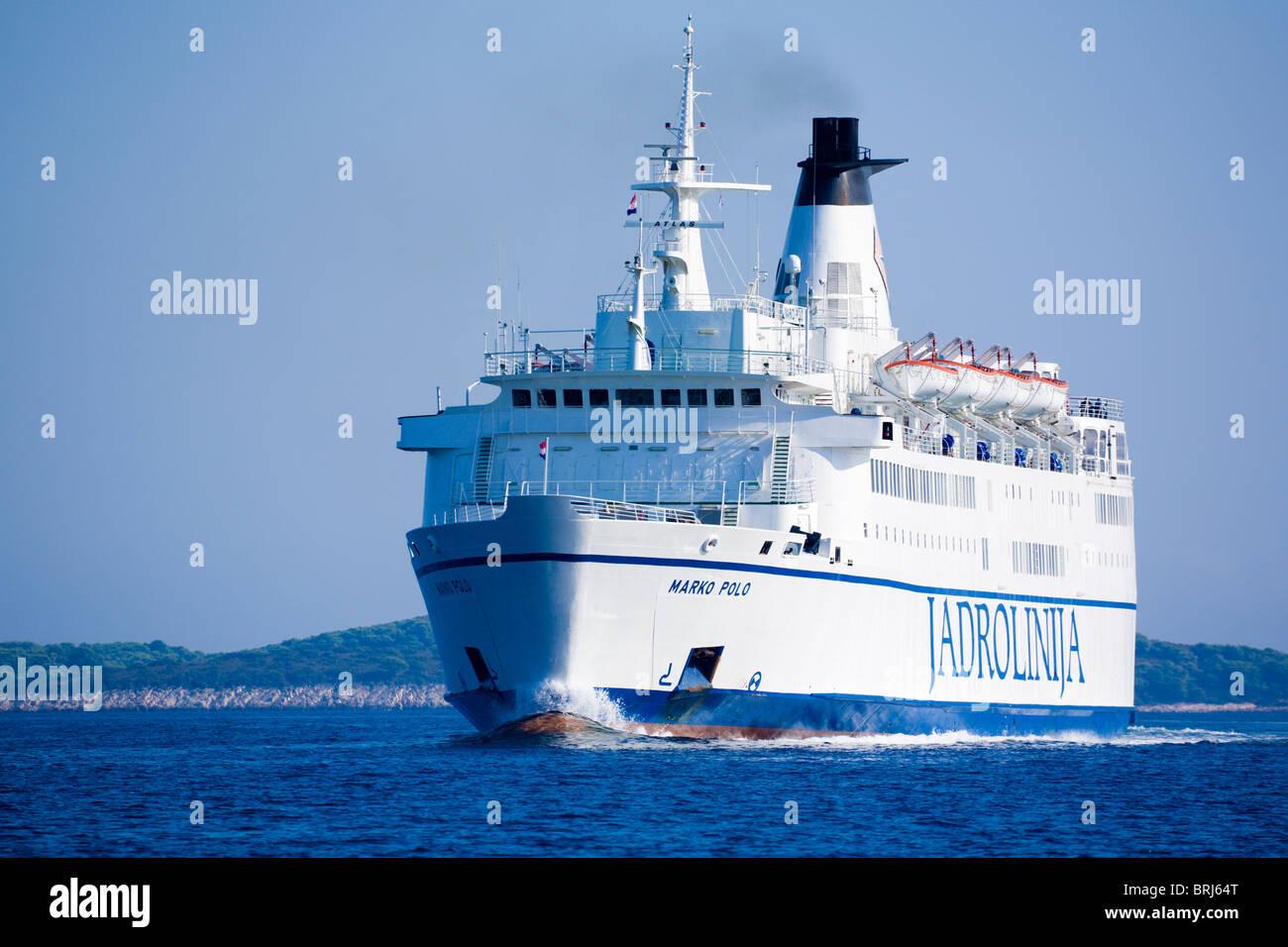 Ferry - Stock Image