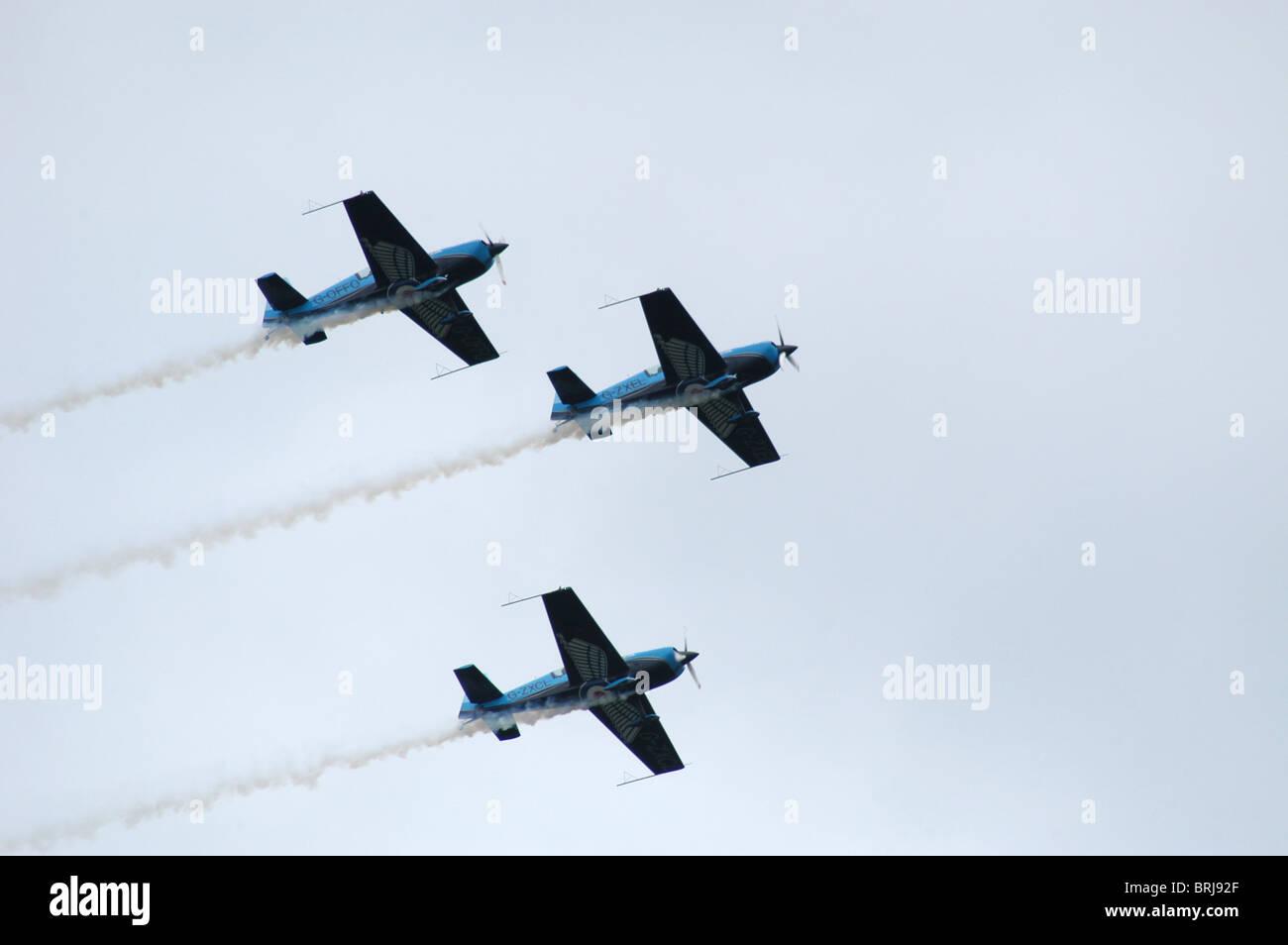 Blades Aerobatic Display Team - Stock Image