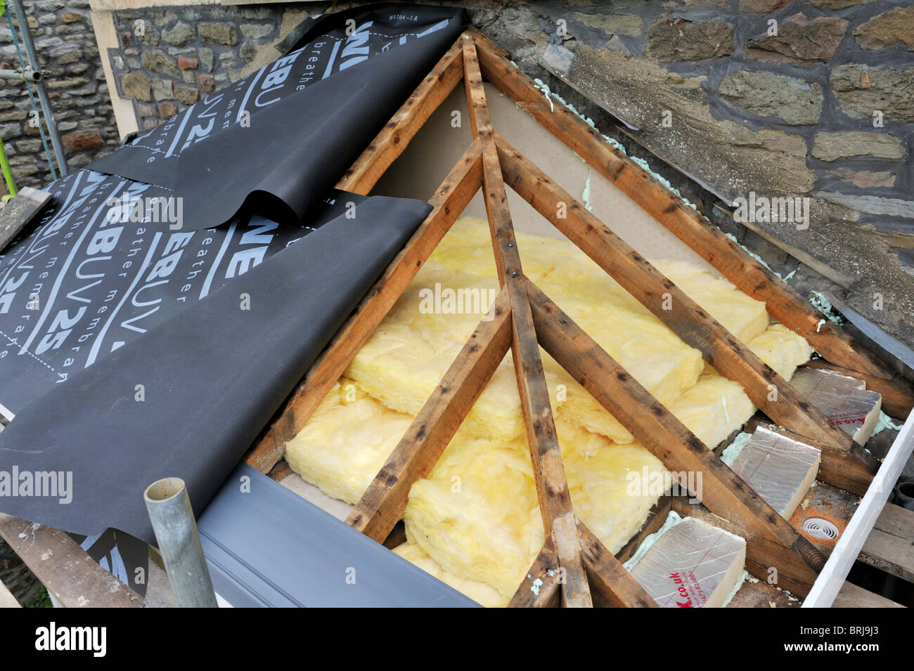 Bay Window Timber Quot Hip Roof Quot Trusses And Fibreglass