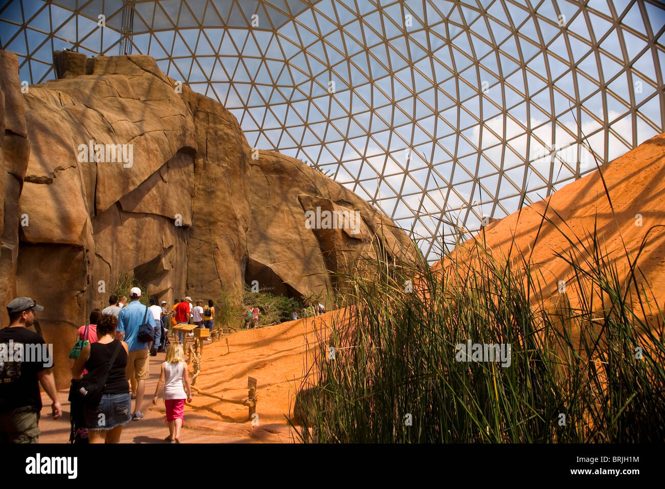 Henry Doorly Zoo - Desert Dome - Stock Image & Henry Doorly Zoo Stock Photos \u0026 Henry Doorly Zoo Stock Images - Alamy