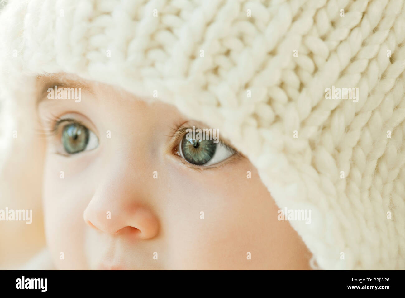 4dd5a0dde Babies Wearing Hats Stock Photos & Babies Wearing Hats Stock Images ...