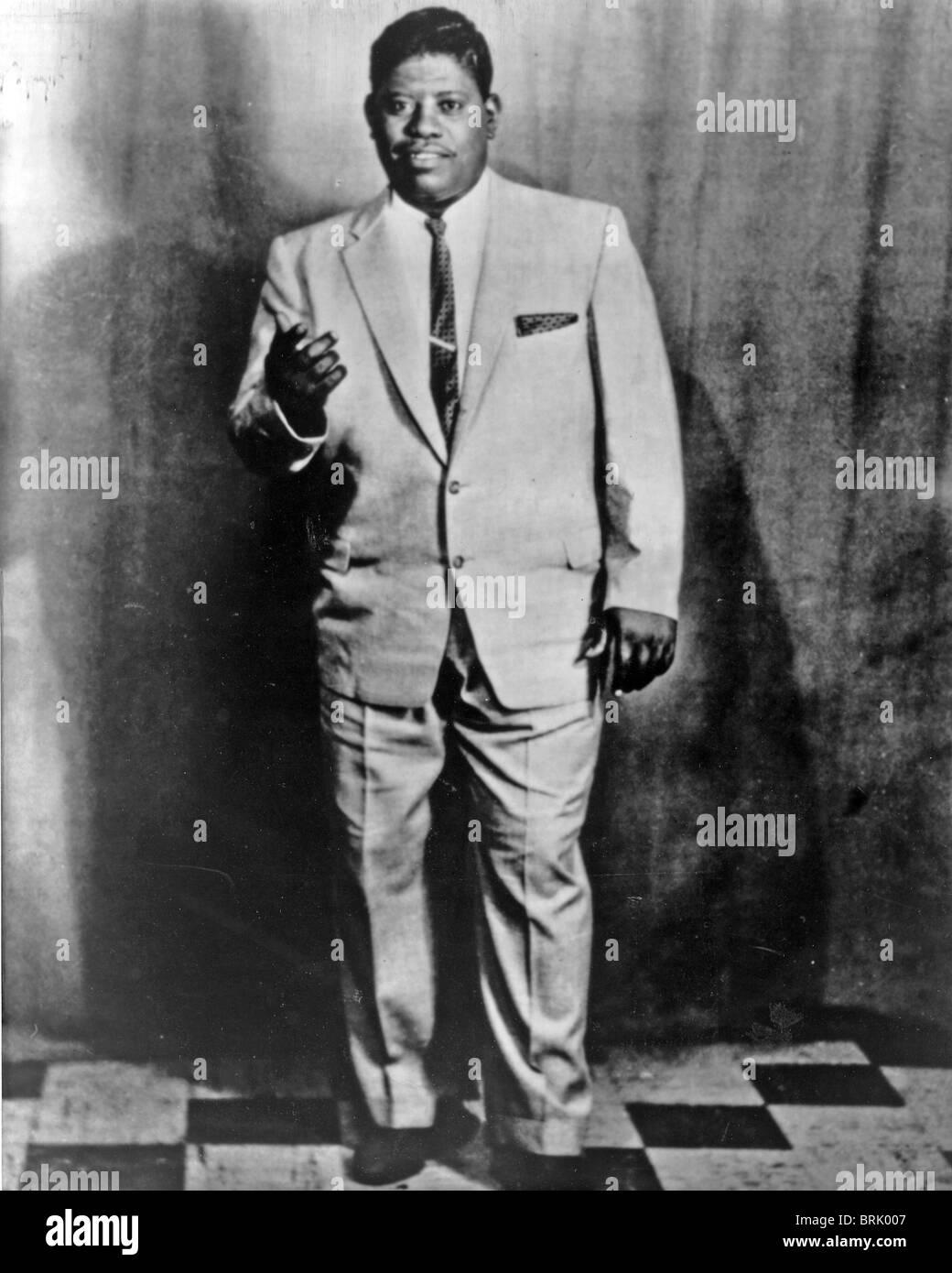 CHRIS KENNER (1929-76) US R&B  singer - Stock Image