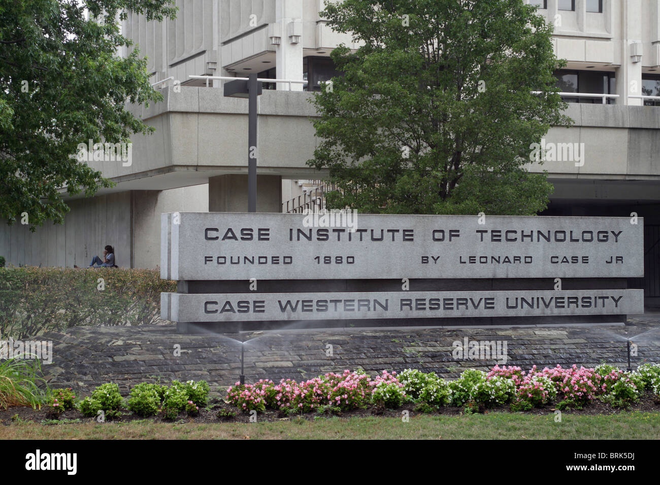 Case Institute of Technology, Crawford hall, Case Western