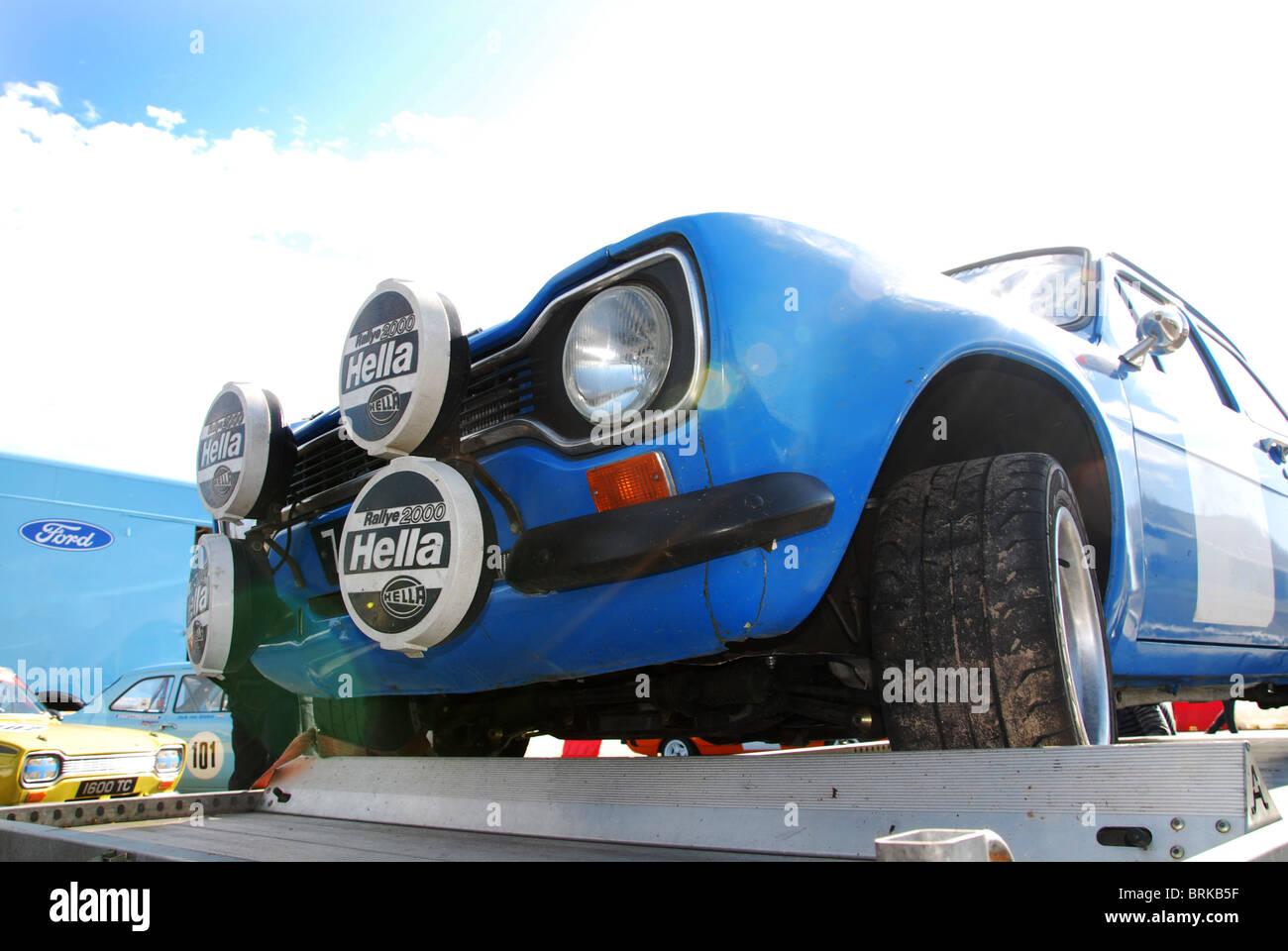 Ford escort trailer