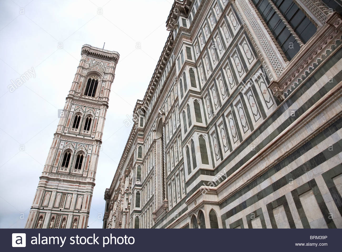 The Duomo, Florence, Italy - Stock Image