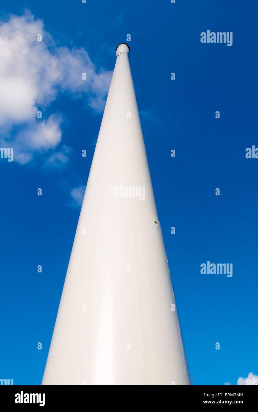 Mobile telephone phone radio masts mast transmitter aerial antenna - Stock Image