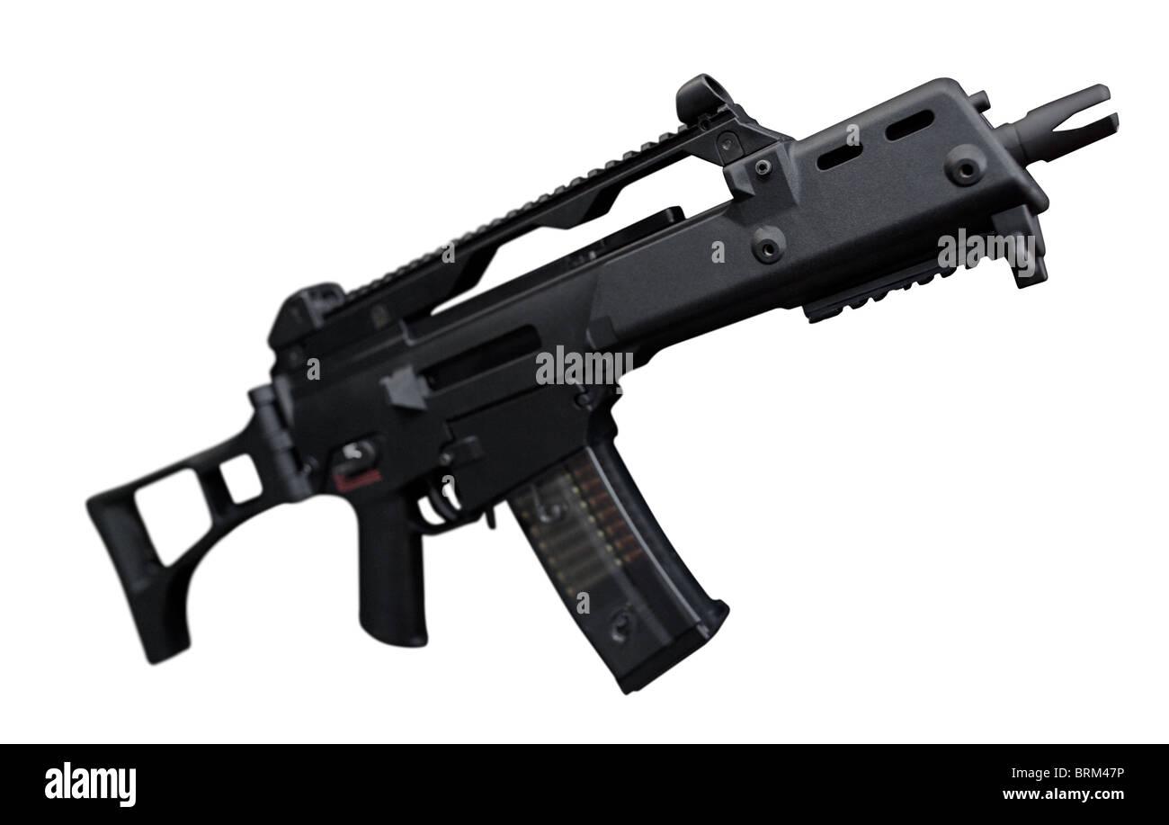 Heckler and Koch G36 Assault Rifle Stock Photo: 31789850 - Alamy
