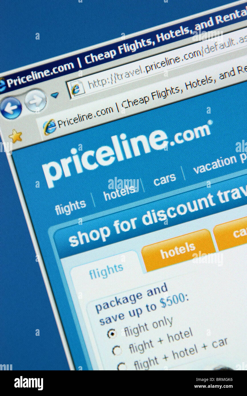 Priceline Stock Photos & Priceline Stock Images - Alamy