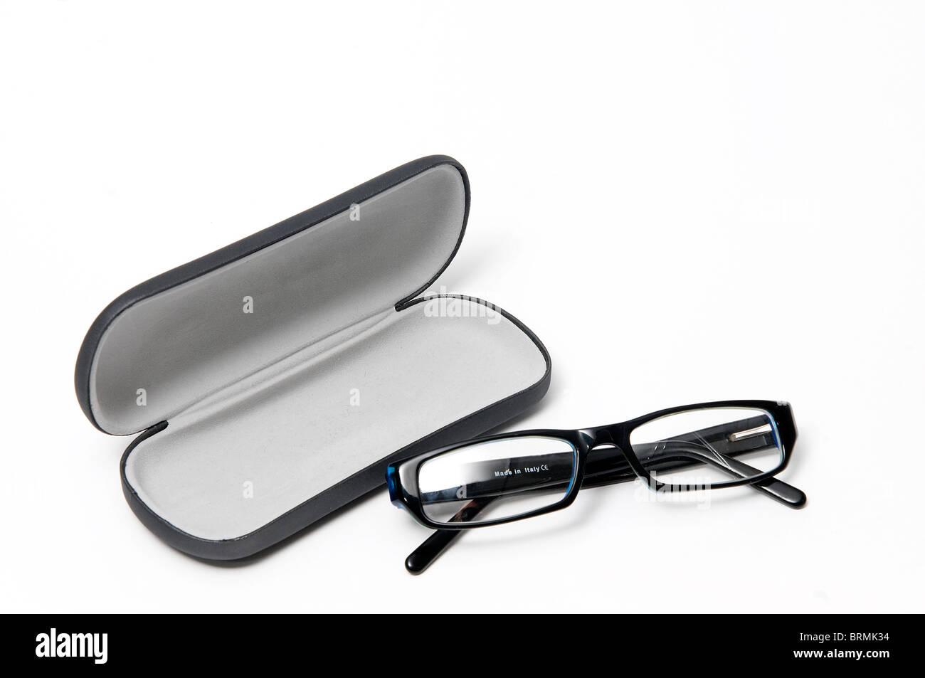 glasses - Stock Image