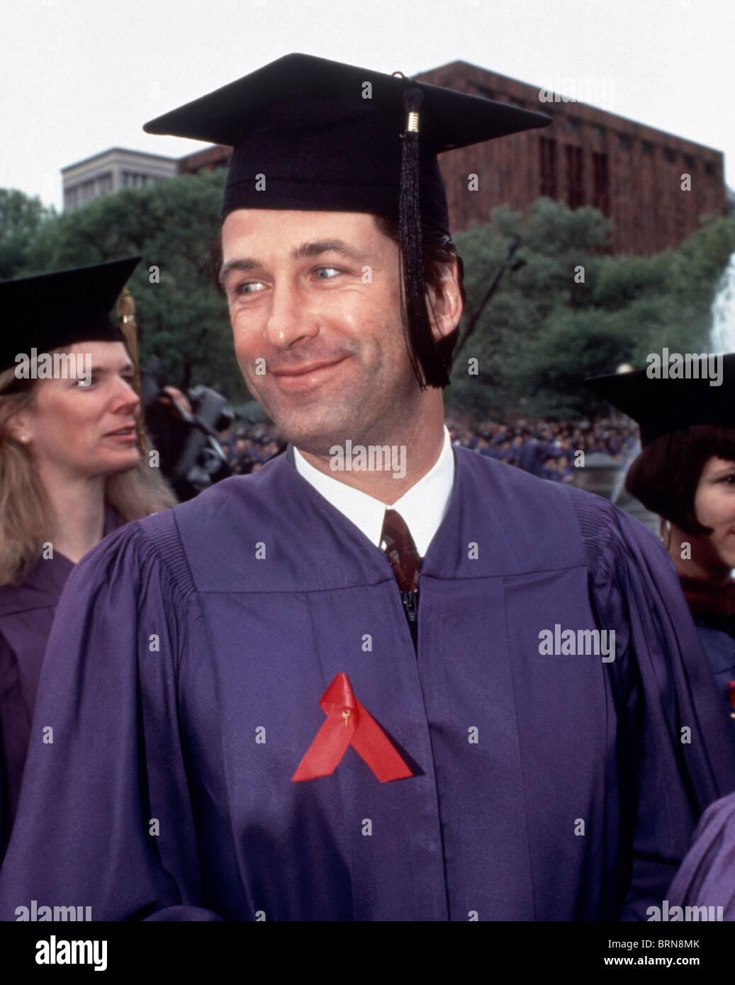 Nyu Graduate In Cap Gown Stock Photos & Nyu Graduate In Cap Gown ...