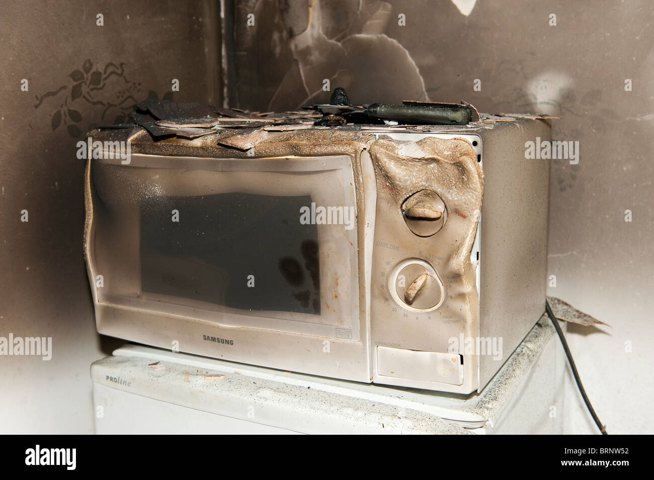 microwave fire stock photos amp microwave fire stock images