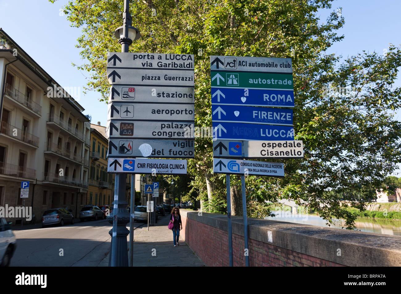 Aeroporto Pisa : Pisa aeroporto sign stock photos pisa aeroporto sign stock