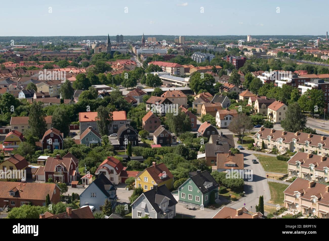 Orebro Swedish City Town Sweden Houses Community House Home Homes