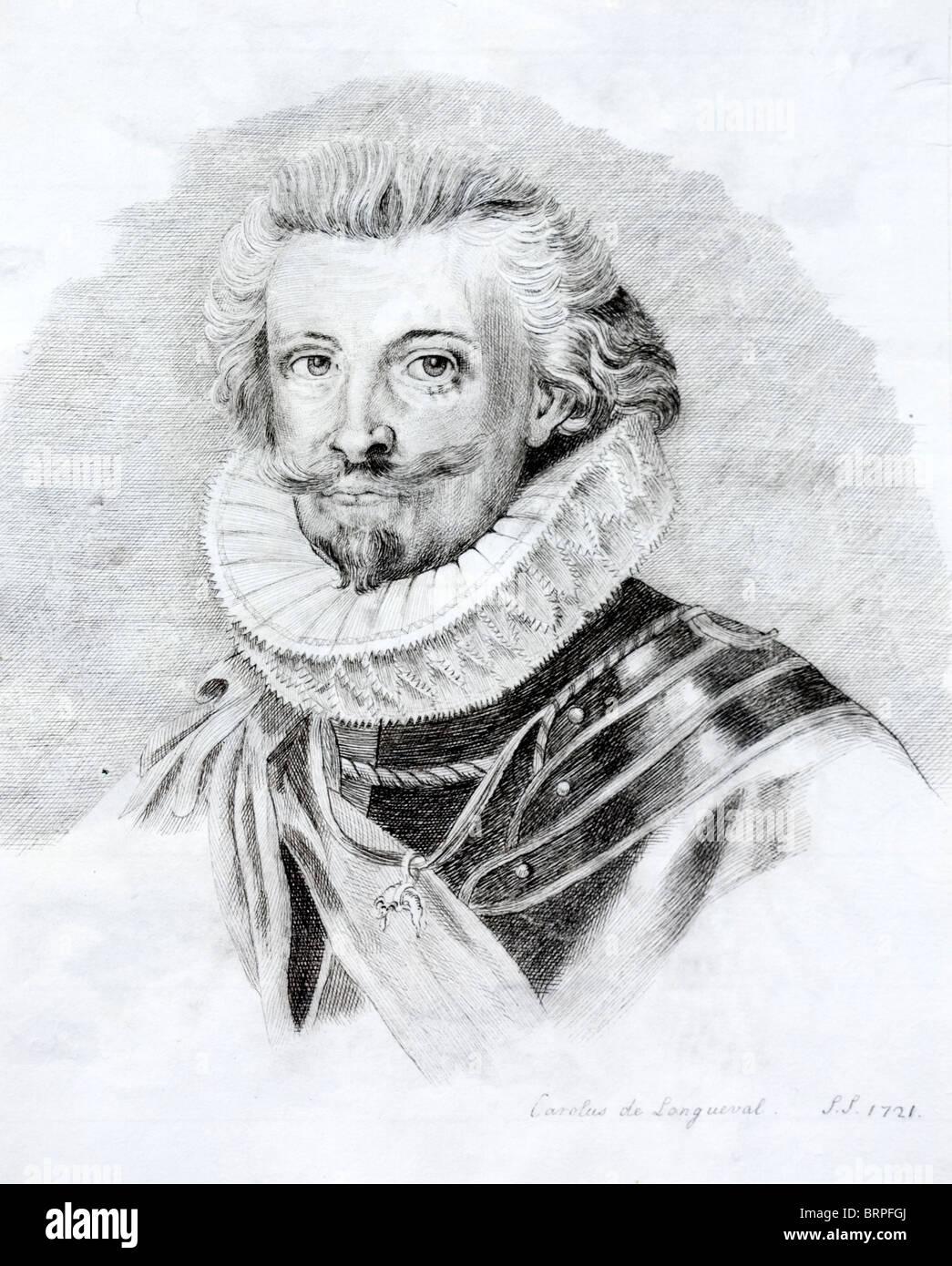 Charles Bonaventure de Longueval, 2nd Count of Bucquoy