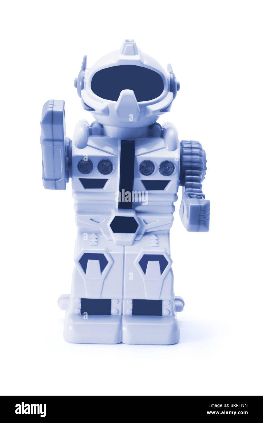 Toy Robot - Stock Image