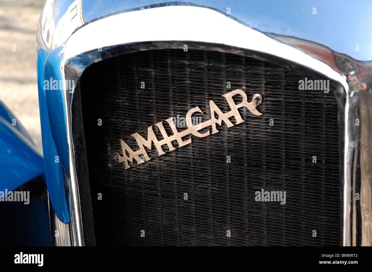Amilcar CG SS 1928 - Stock Image