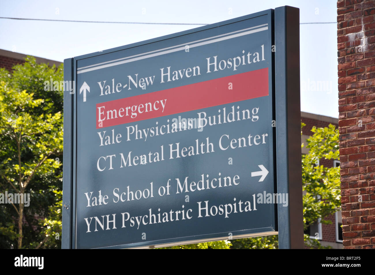 Yale New Haven Hospital Stock Photos & Yale New Haven