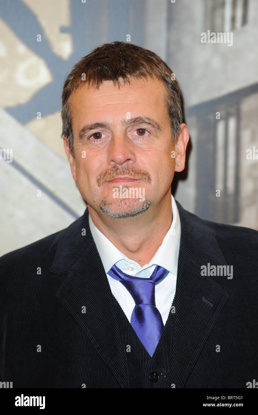 MARK BILLINGHAM SPECSAVERS CRIME THRILLER AWARDS 2010 GROSVENOR HOUSE HOTEL LONDON ENGLAND 08 October 2010 Stock Photo