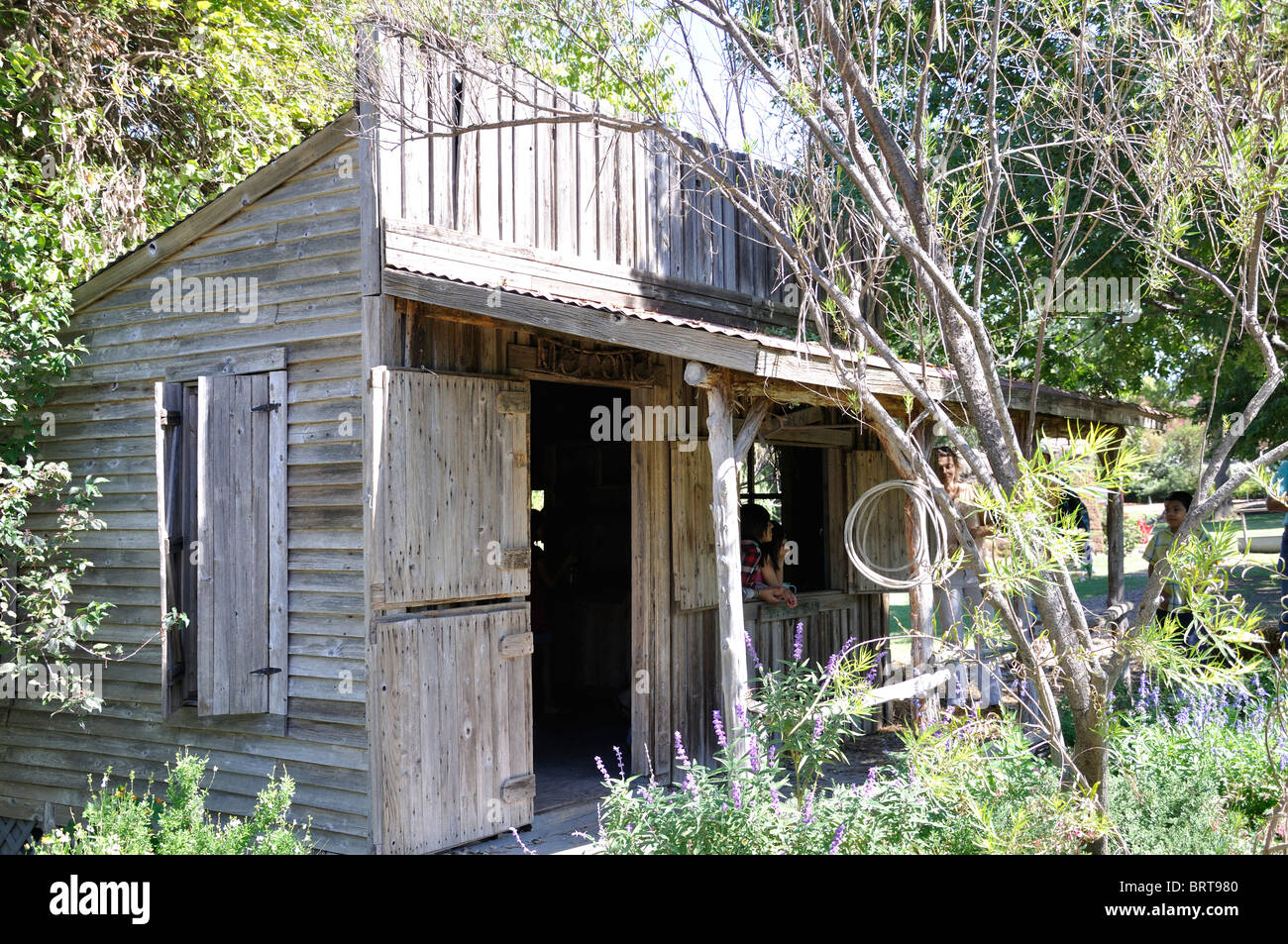 Western Frontier House Stock Photos Amp Western Frontier