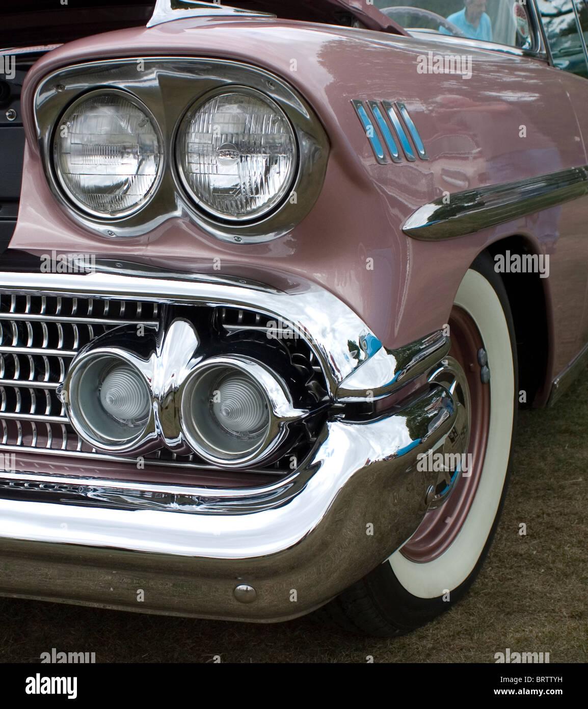 1957 Chevrolet Impala Coupe - Stock Image