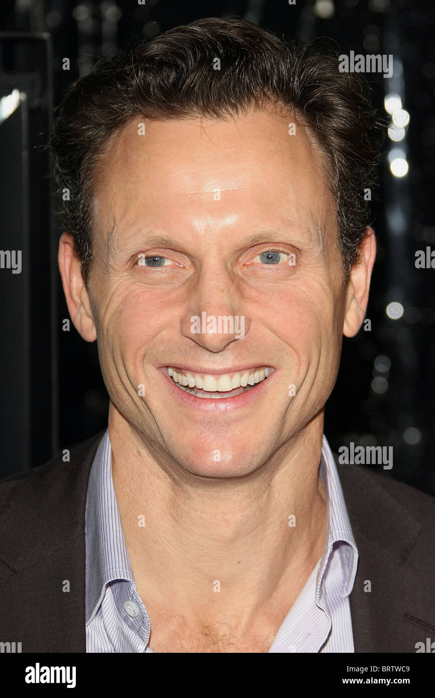 TONY GOLDWYN CONVICTION PREMIERE BEVERLY HILLS LOS ANGELES CALIFORNIA USA 05 October 2010 - Stock Image