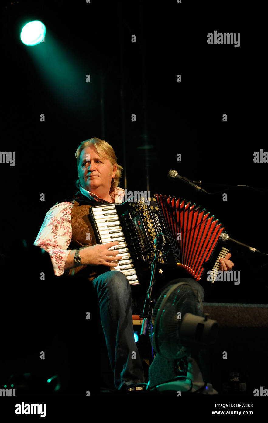 Phil Cunningham Scottish Accordion Player and