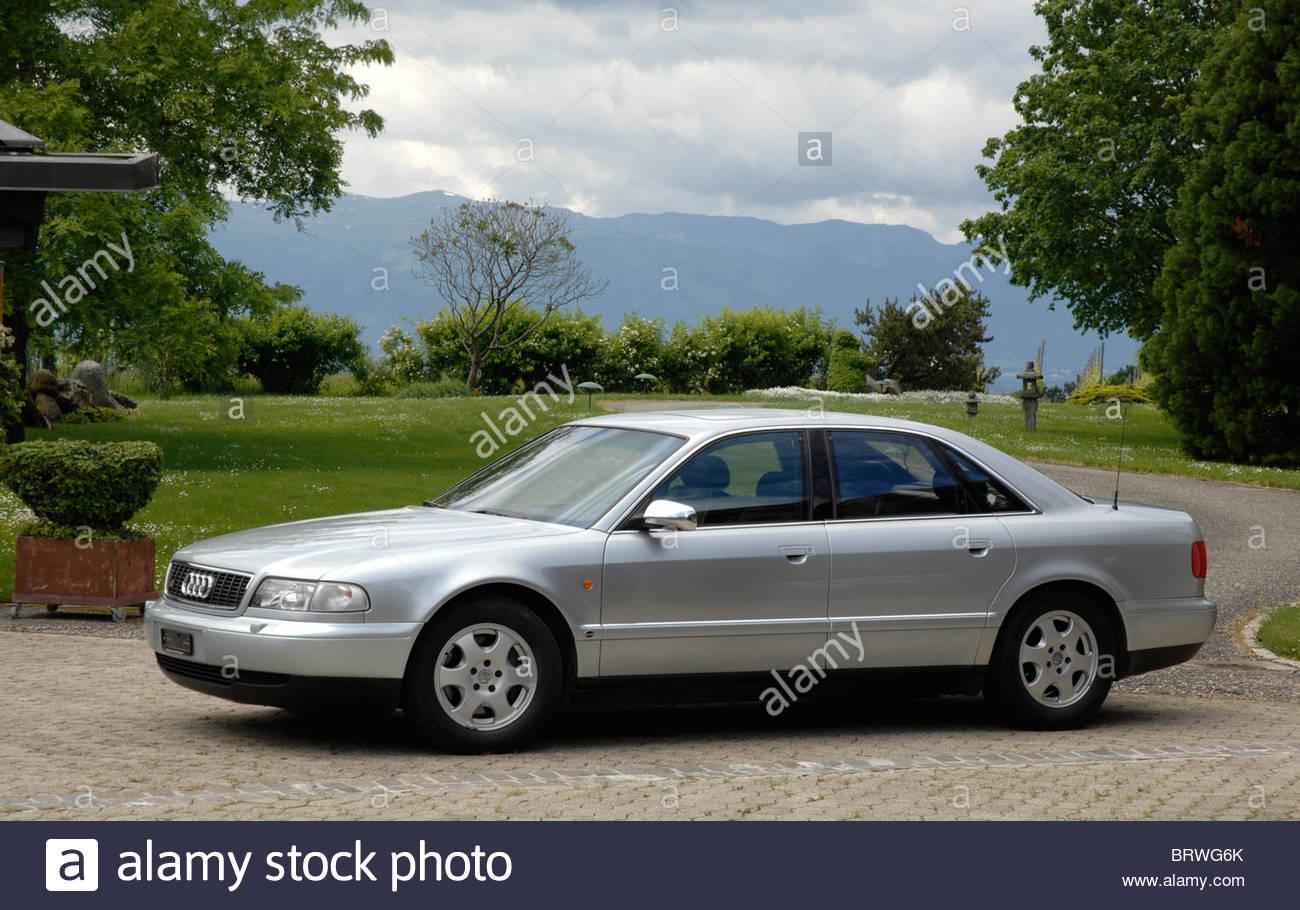 Audi S8 1998 - Stock Image