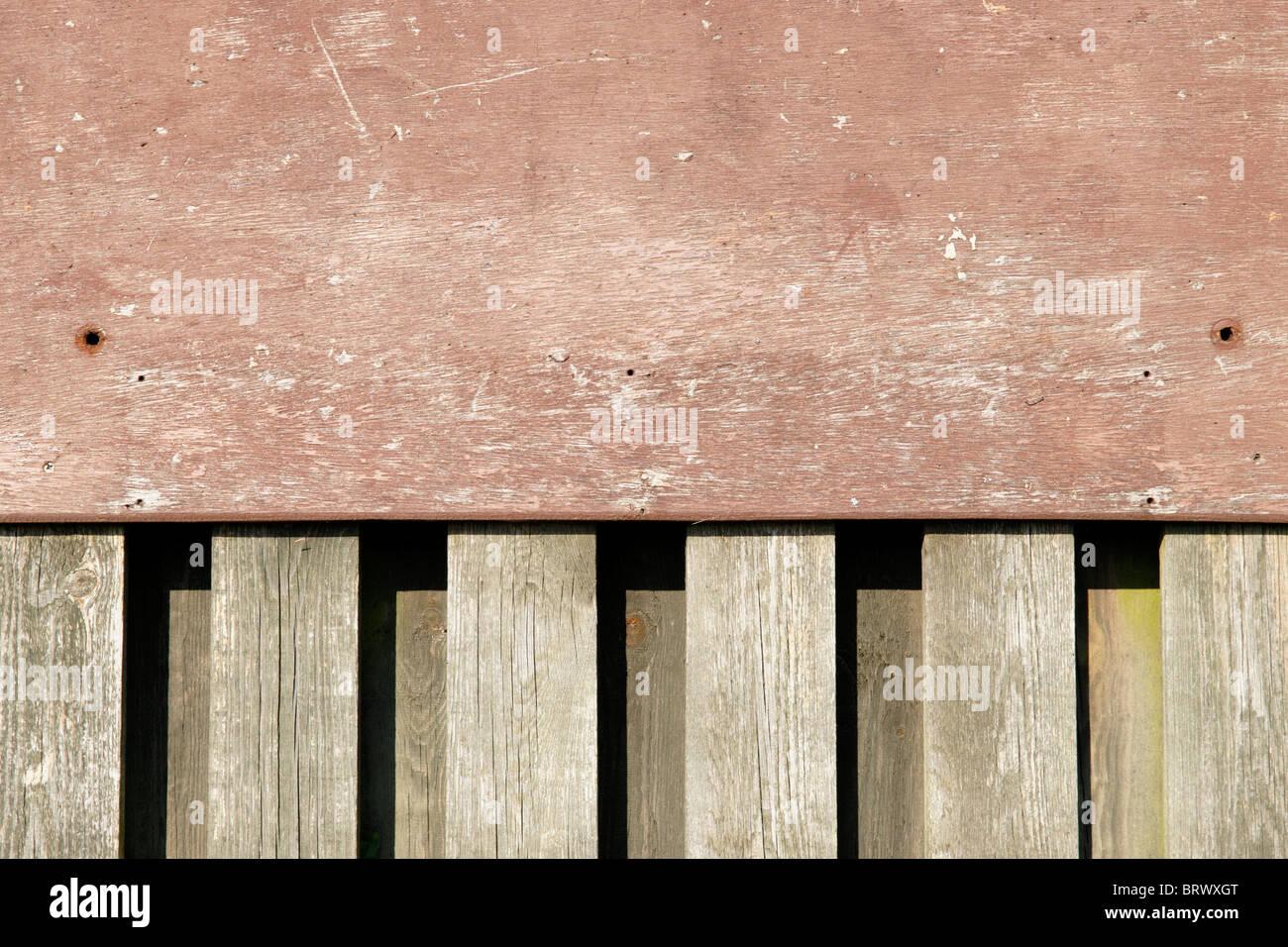 BULLETIN BOARD - Stock Image