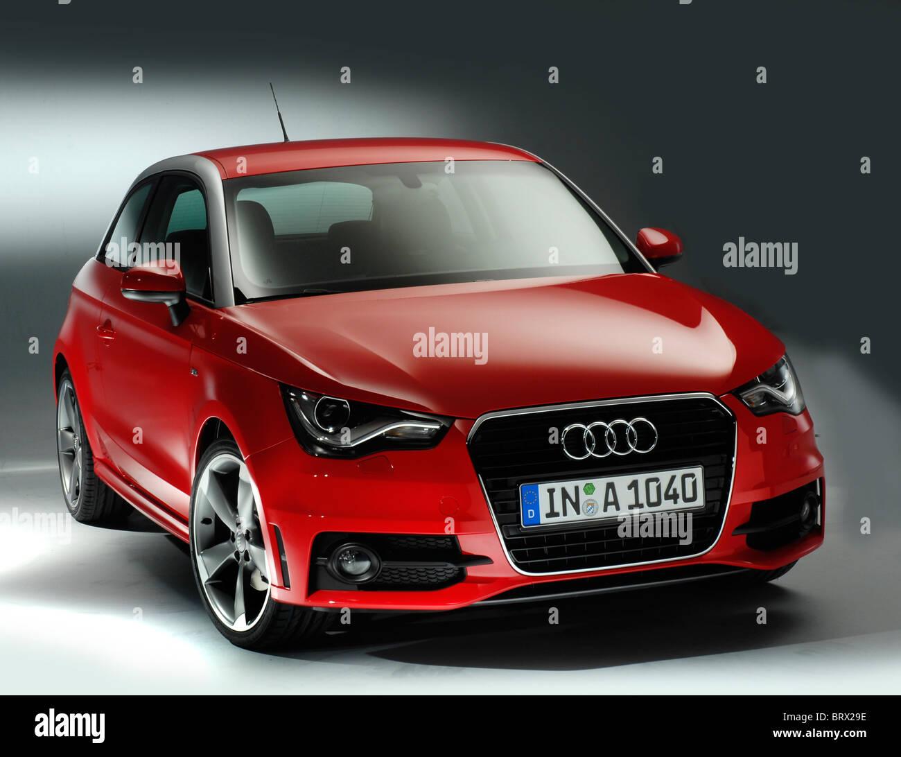 Audi A1 2010 - Stock Image