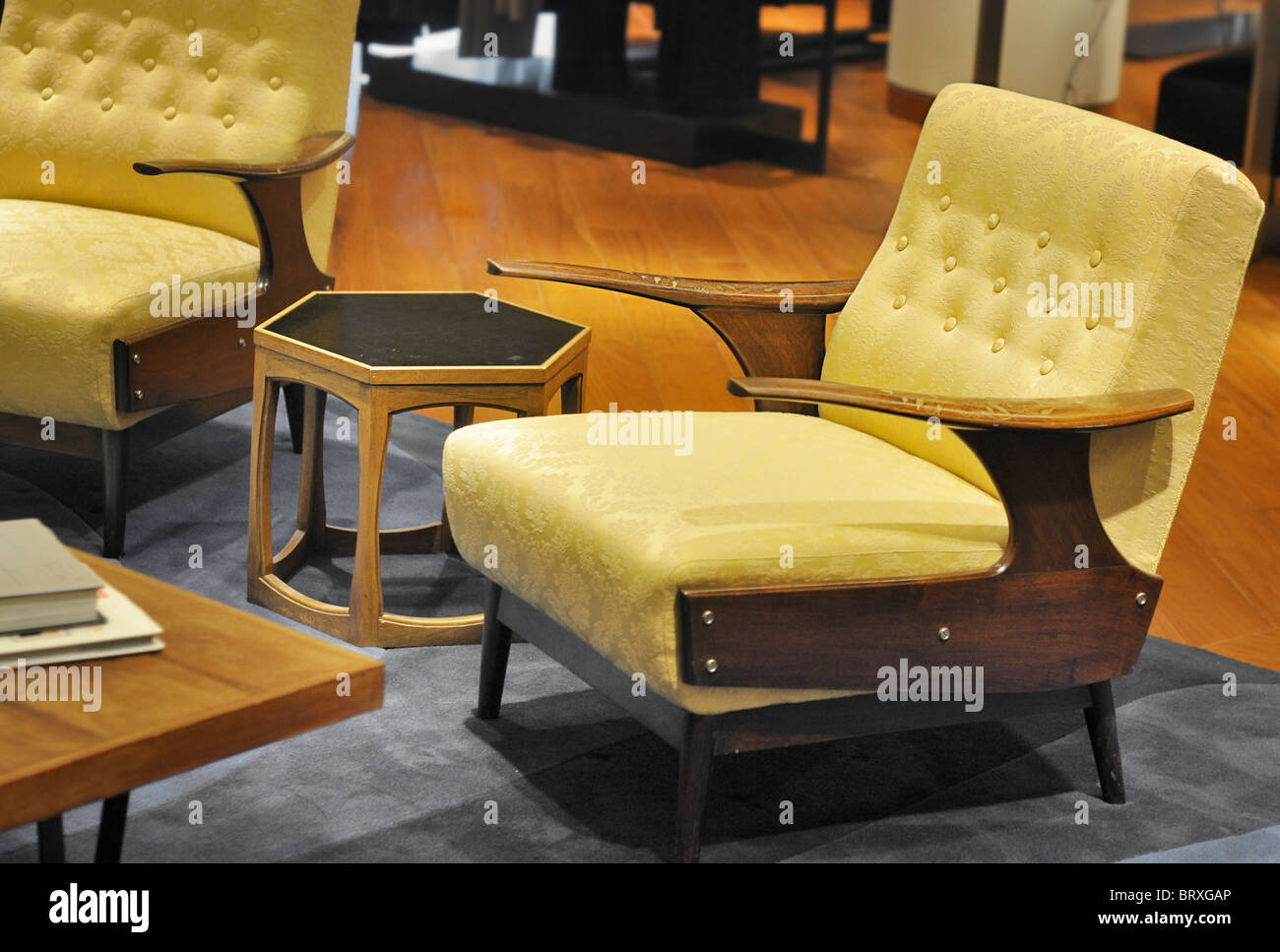 1950s Furniture Stock Photos & 1950s Furniture Stock ...