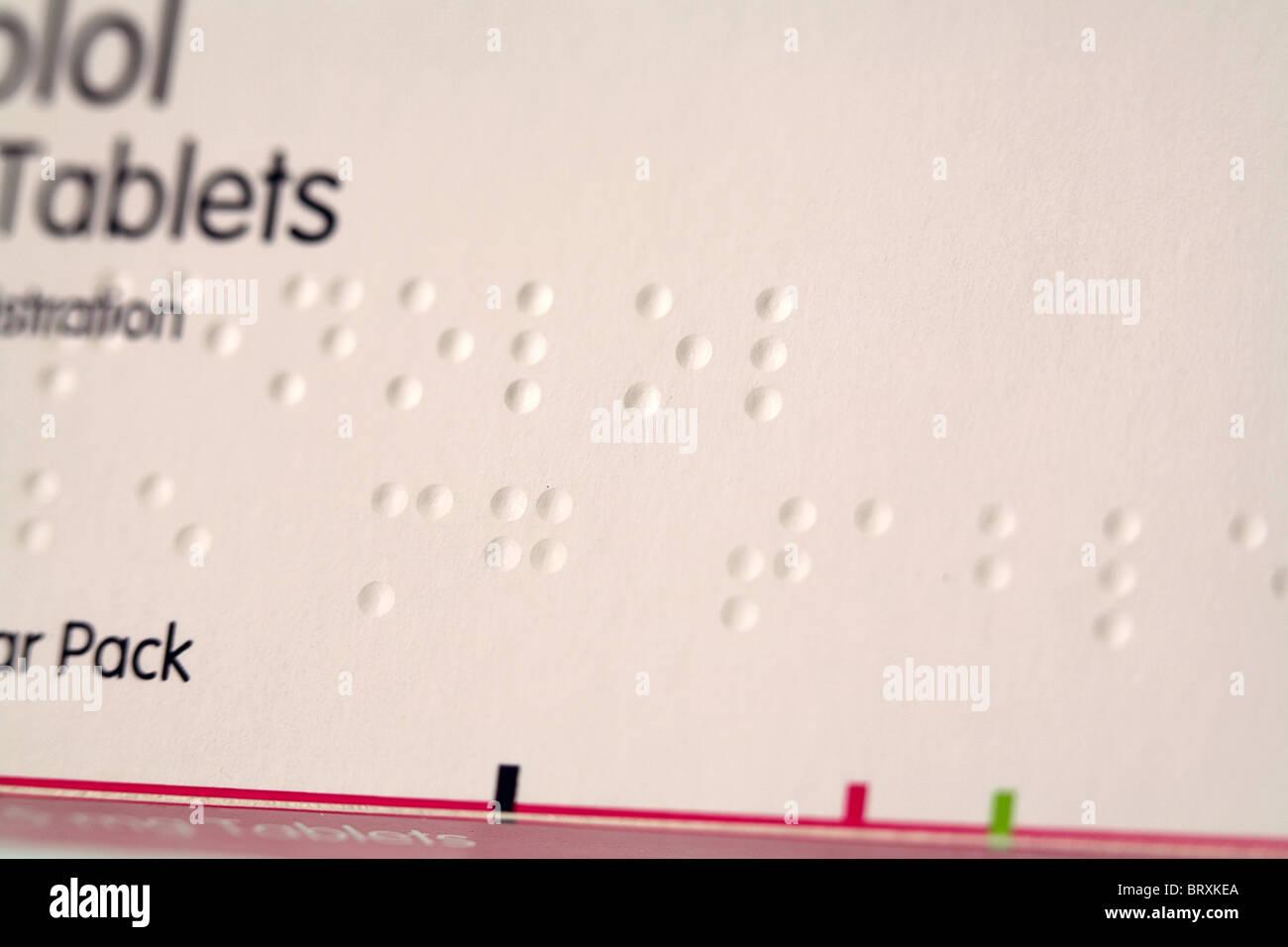 Pharmaceutical Braille Stock Photos Amp Pharmaceutical