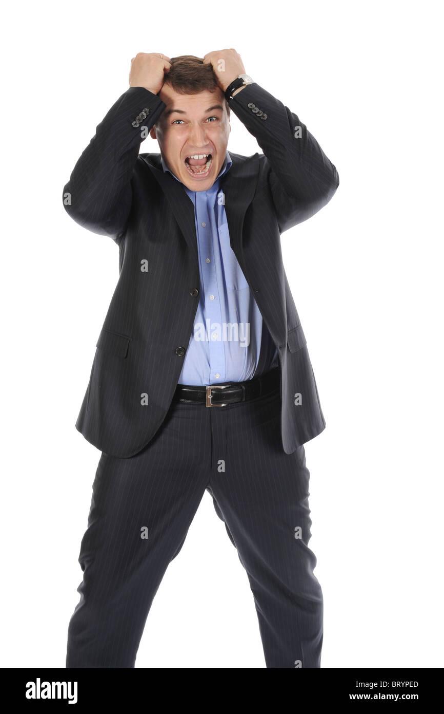 businessman - Stock Image
