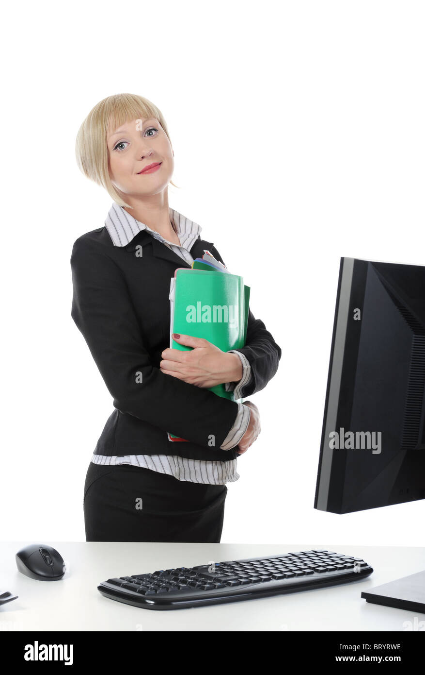 Businesswoman - Stock Image