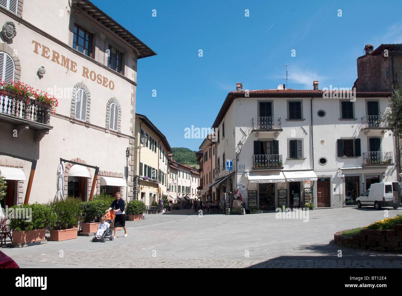 Bagno Di Romagna Stock Photos & Bagno Di Romagna Stock Images - Alamy