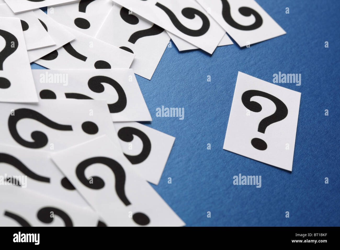 Question concept - Stock Image