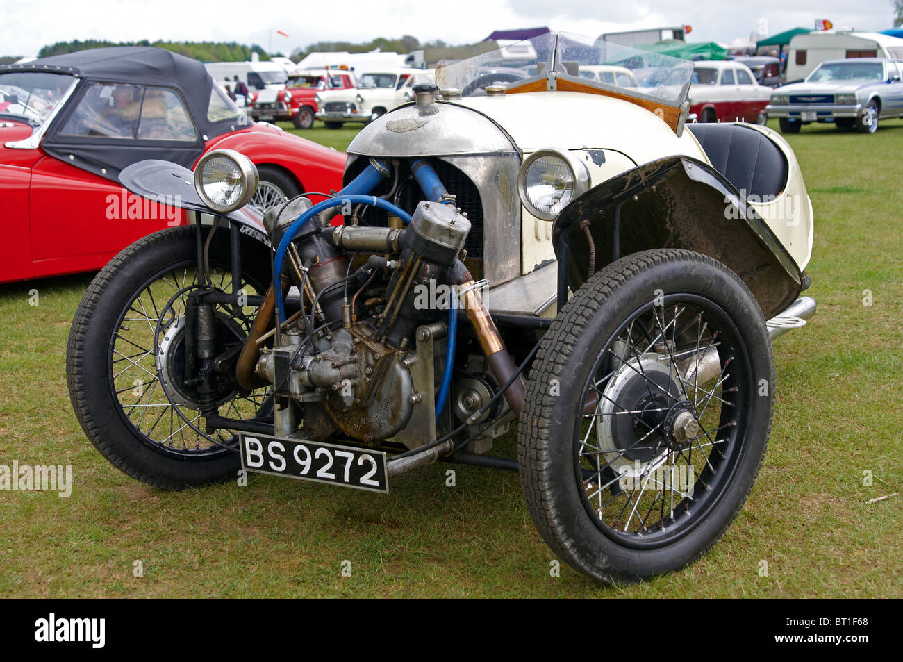 Morgan  Wheel Race Car