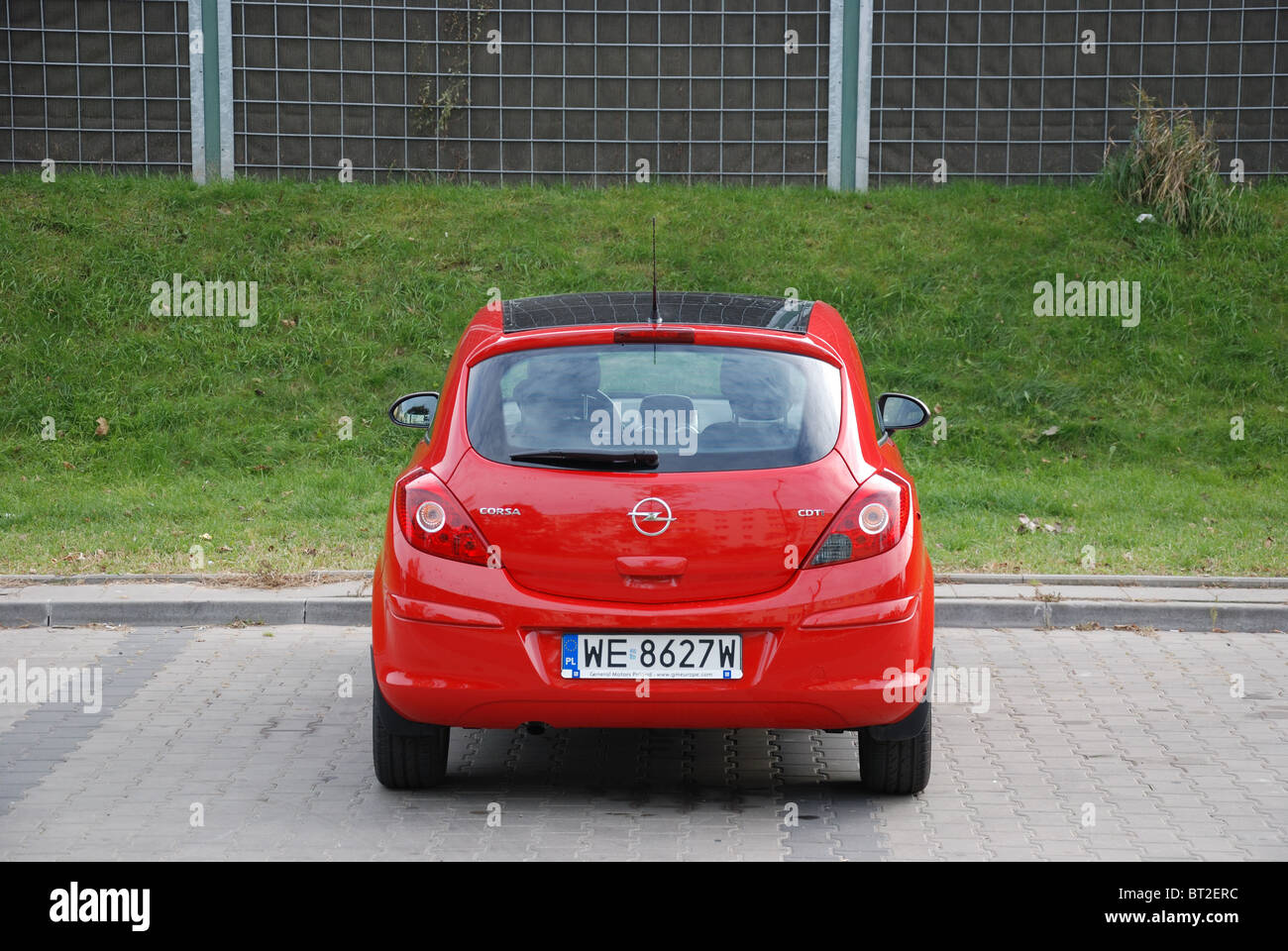 Car Opel Corsa 1 3 Cdti Stock Photos Amp Car Opel Corsa 1 3