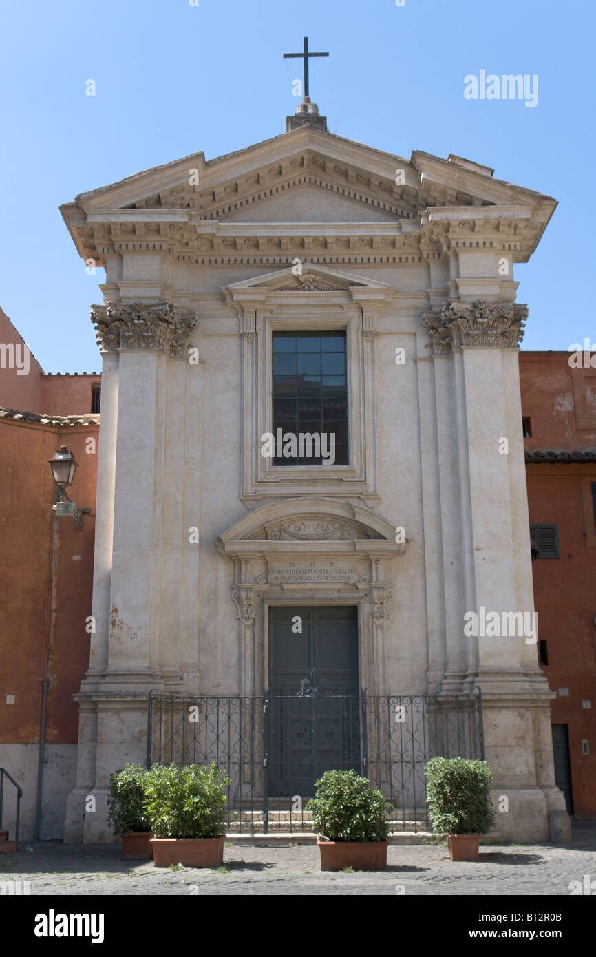 Sant'Egidio, Rome - Stock Image