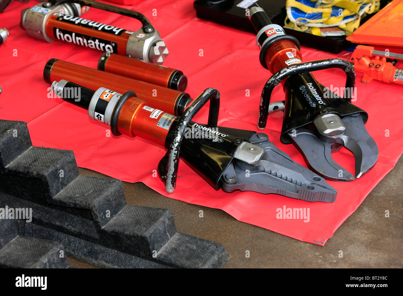 Jaws Of Life Stock Photos Jaws Of Life Stock Images Alamy