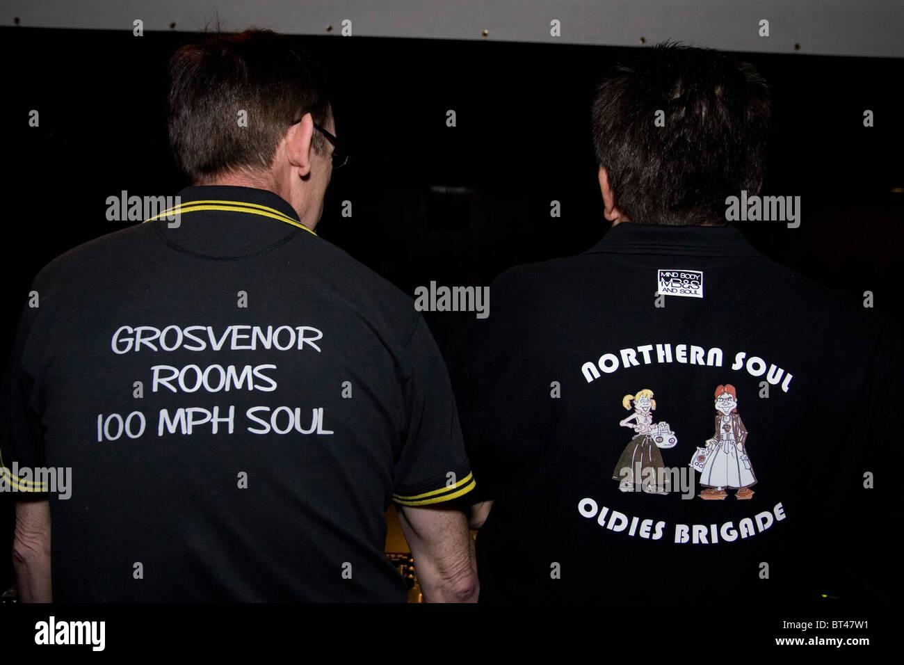 Northern Soul T Shirt Stock Photos & Northern Soul T Shirt