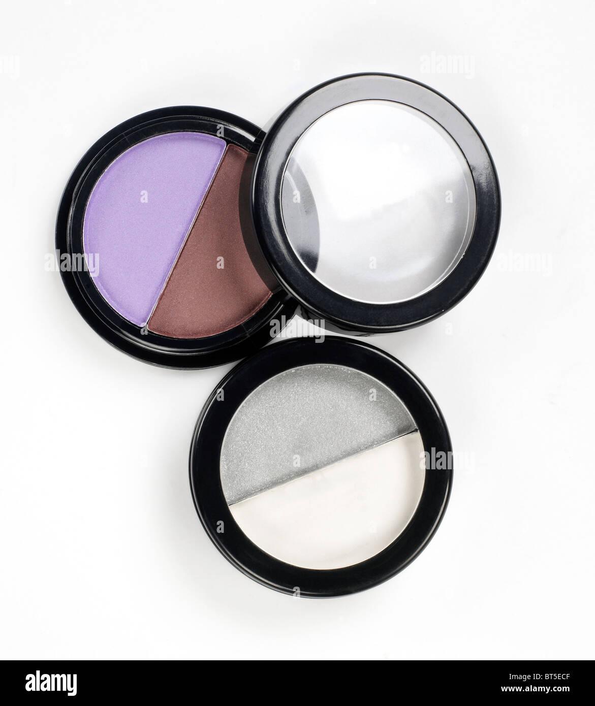 Cosmetics makeup - Stock Image