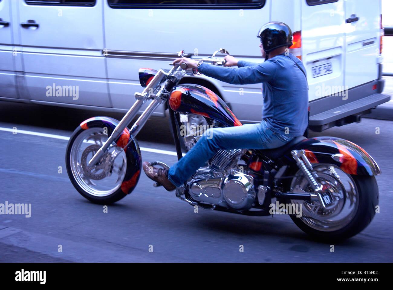 Harley davidson melbourne city