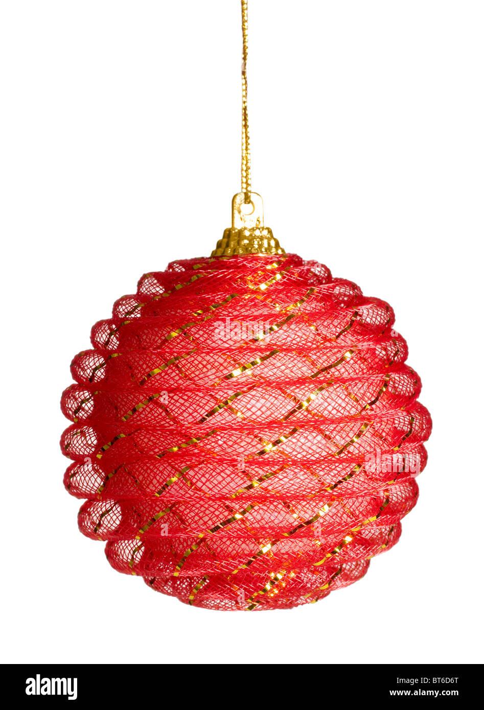 Red Christmas Ornaments.Red Christmas Ornaments Stock Photo 32104208 Alamy