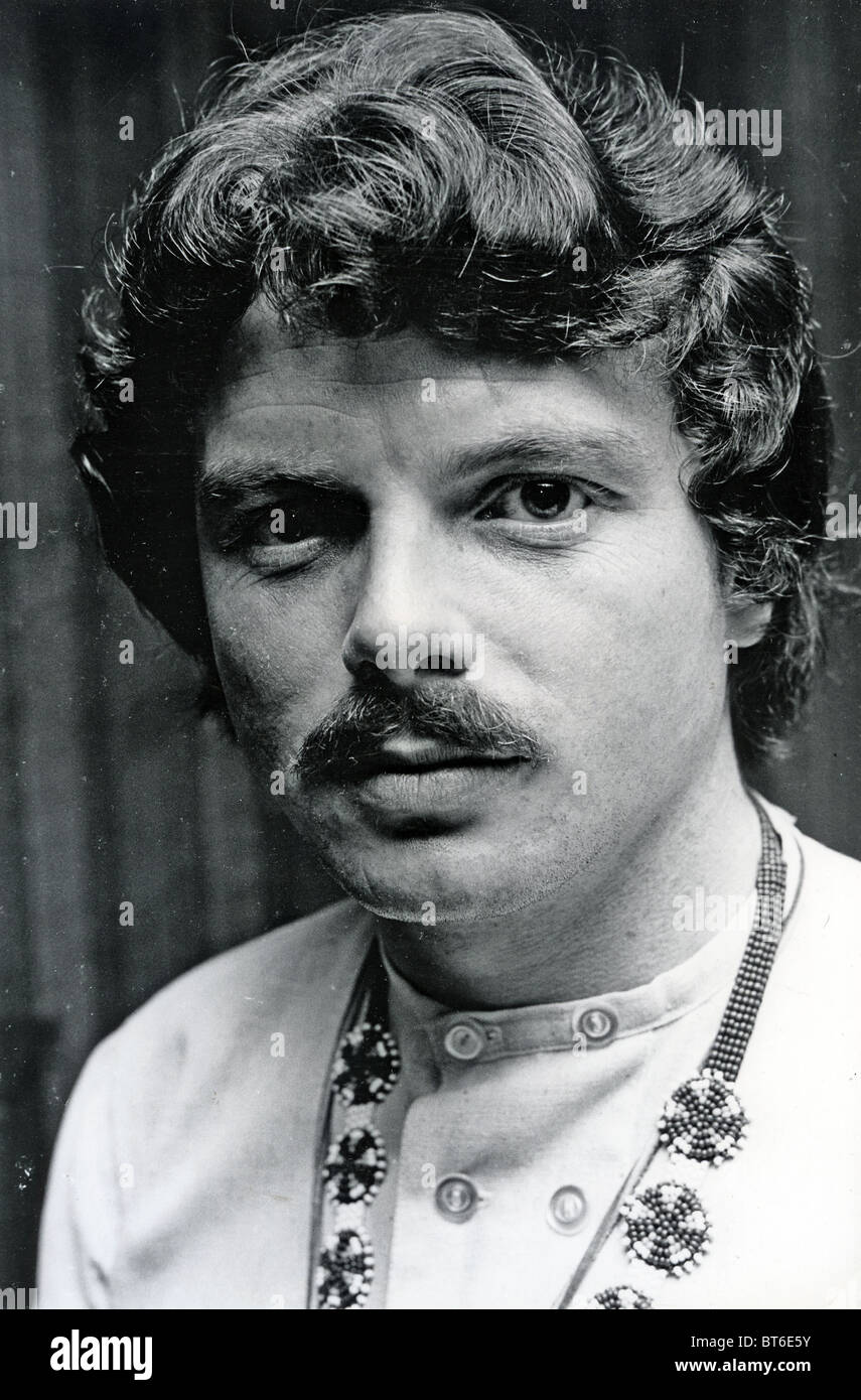Scott Mckenzie Us Singer In 1967 When Promoting His It Single San Francisco Photo Tony Gale