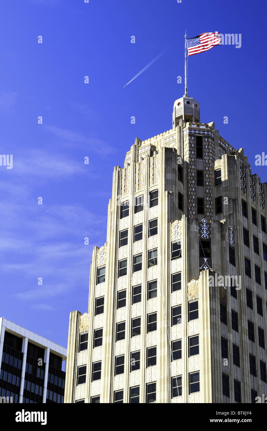 Downtown Buildings In Fort Wayne Indiana Stock Photo 32108696 Alamy