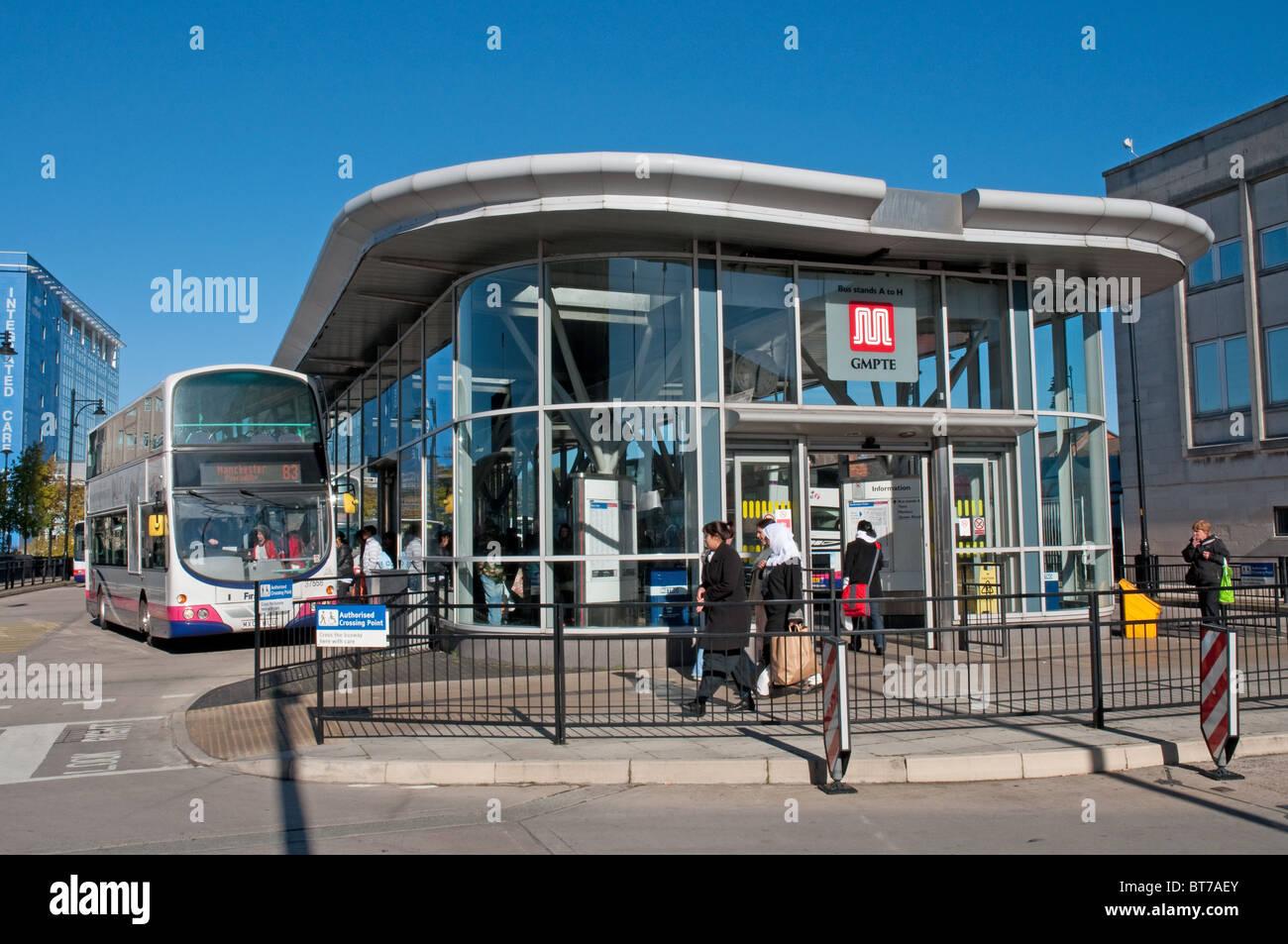 SONIA: Bus Staiion