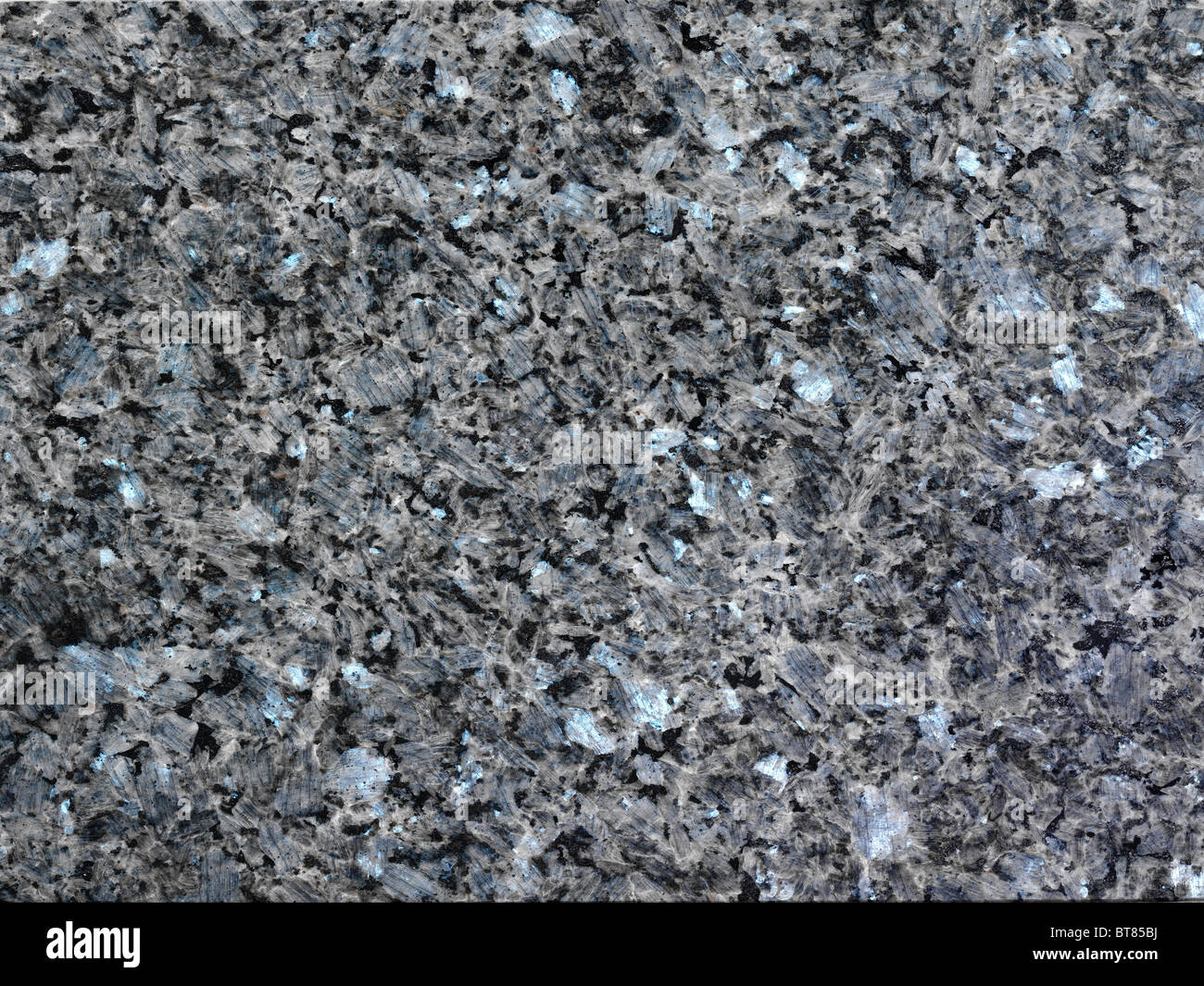 Granite structure - Stock Image