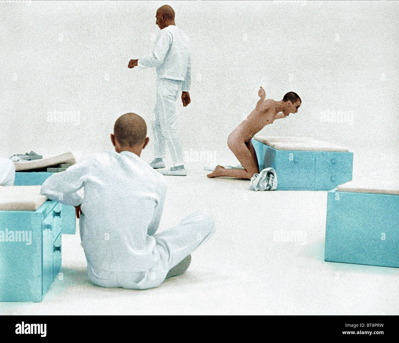 MOVIE SCENE THX 1138 (1971)