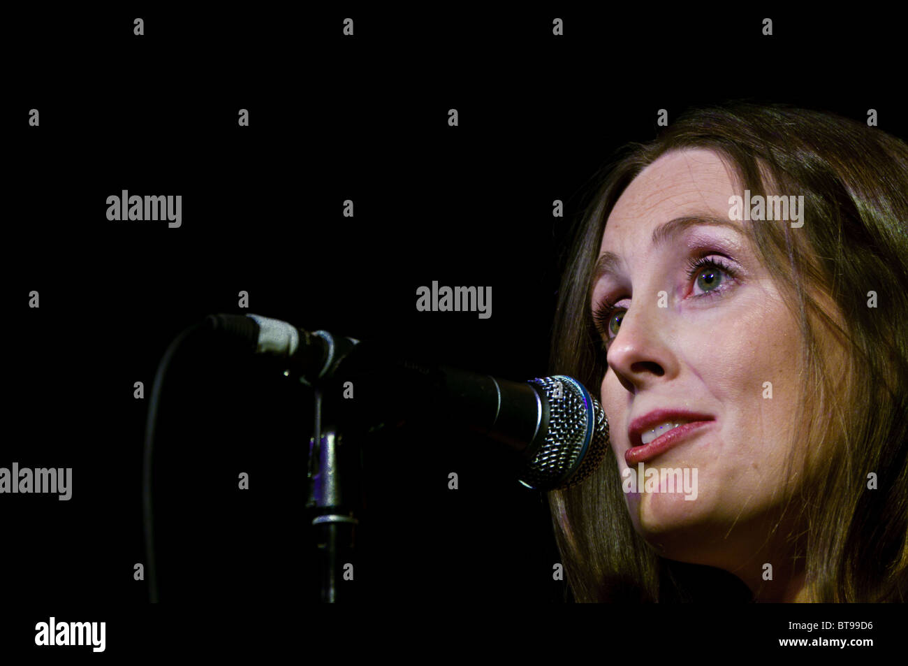 Stephanie Makem, world renowned traditional Irish singer